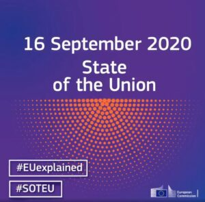 State of the Union 2020 – 16 Settembre