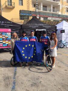 Read more about the article Giro-E 2020, Europe Direct Trapani premia i vincitori delle prime due tappe