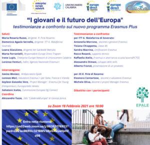 I Giovani ed il Futuro dell'Europa