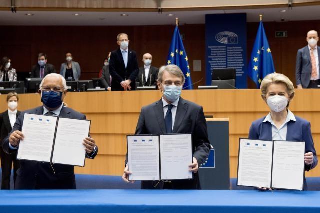 """Conferenza sul futuro dell'Europa, Europe Direct Trapani designato """"Hub-EDICs regionale"""""""