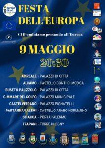 9 Maggio 2021 – Ci Illuminiamo pensando all'Europa