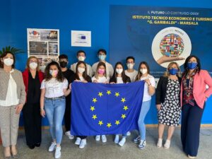 European Parliament Ambassador School per l'ITET Garibaldi di Marsala