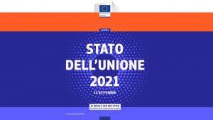 Read more about the article Discorso sullo stato dell'Unione 2021 della Presidente von der Leyen
