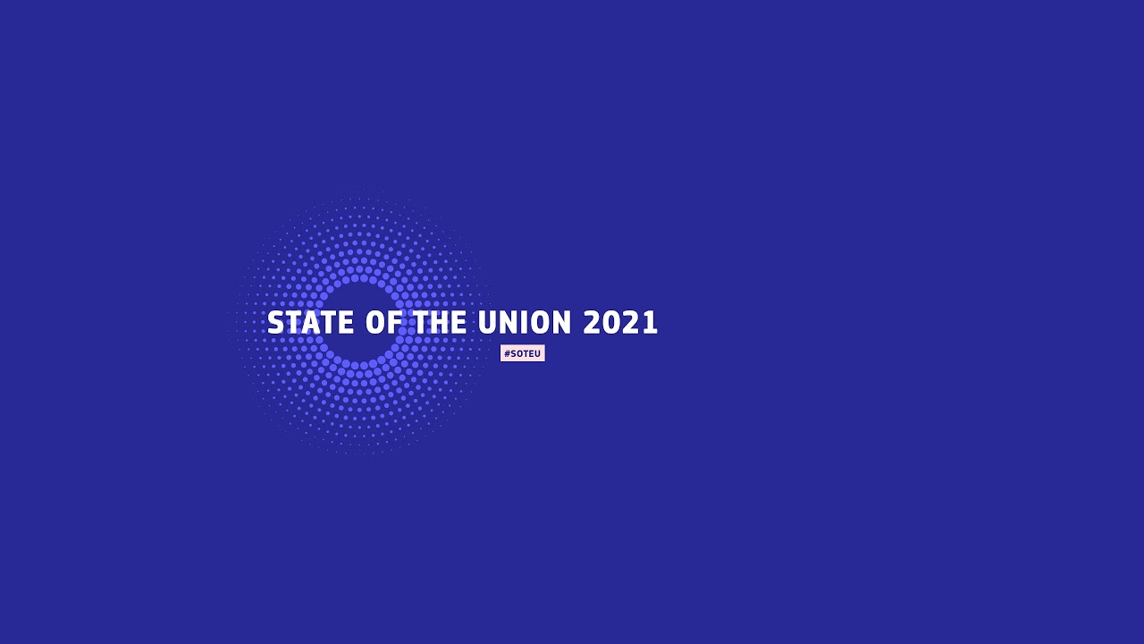 You are currently viewing #SOTEU 2021