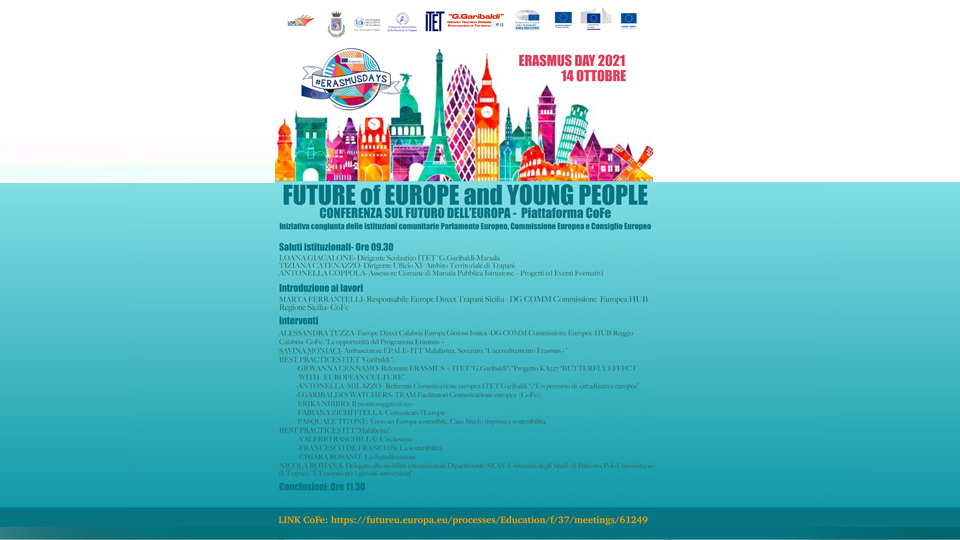 Future of Europe and young people